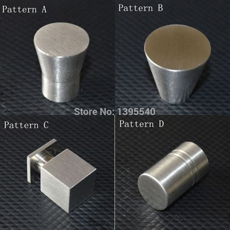 solid stainless steel cabinet pulls new square cabinet hanle modern furniture cabinet knobs