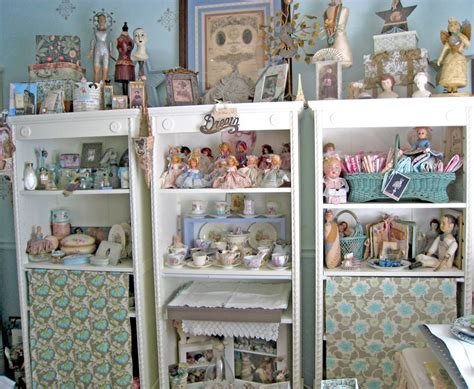 this is my dream doll sewing room i m collecting things for it now and will have it one day
