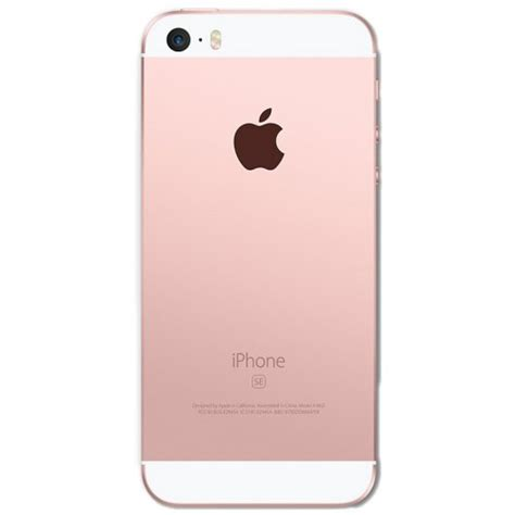Apple Iphone Se 64gb 1 apple iphone se 64gb dorado rosa pccomponentes