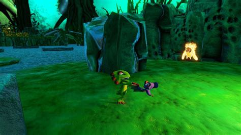 ghost writer location yooka laylee ghost writer location guide pc editorial gamewatcher