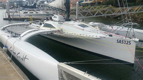 trimaran ian farrier farrier f 32srcx for sale ensign ship brokers
