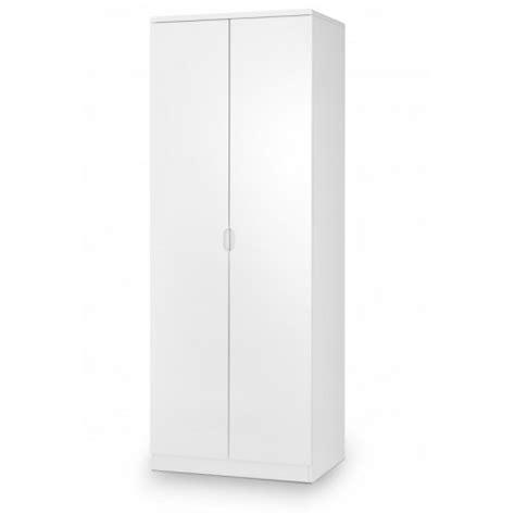 High Gloss White Wardrobe by White High Gloss 2 Door Wardrobe