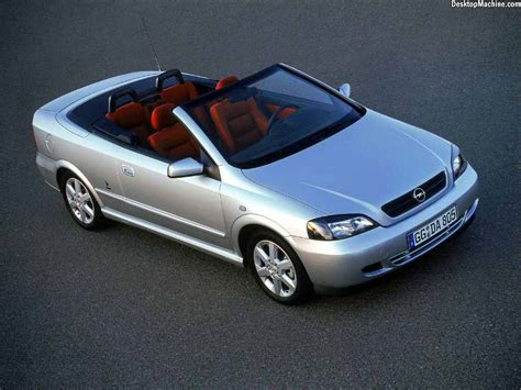 Opel Astra Cabrio Opel Astra Cabrio Technical Details History Photos On
