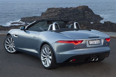 jaguar f type jaguar f type review caradvice