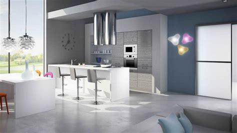 Moderne Zäune Edelstahl by Deco Chambre Interieur Moderne Id 233 Es Bleu De D 233 Cor De Cuisine