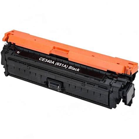 Diskon Toner Hp Hp 651a Black Ce340a replacement hewlett packard hp ce340a hp 651a black