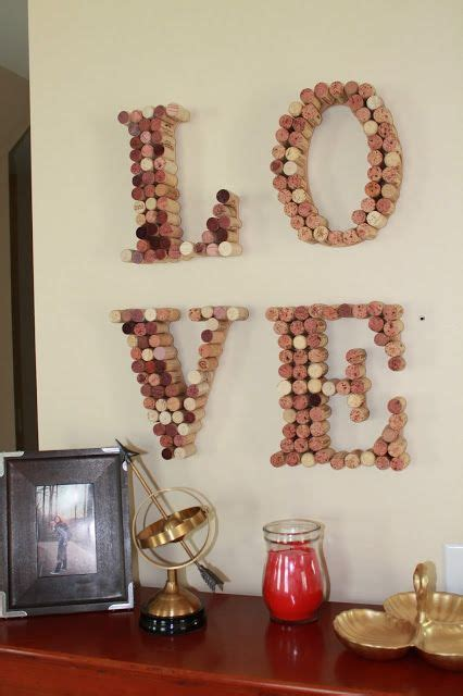 upcycled furniture cork 10 best ideas about cork letters on wine cork