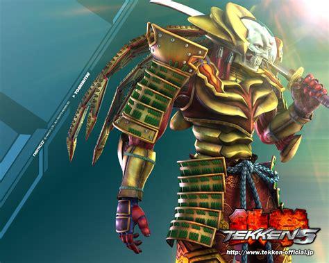 game wallpaper tekken 5 yoshimitsu