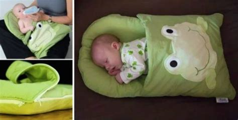 Sleep Blanket For Baby by Baby Wrap Blanket Is Easy To Make The Whoot
