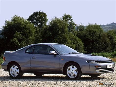 93 Toyota Celica Toyota Celica Gt Four St185 1989 93 Images 800x600