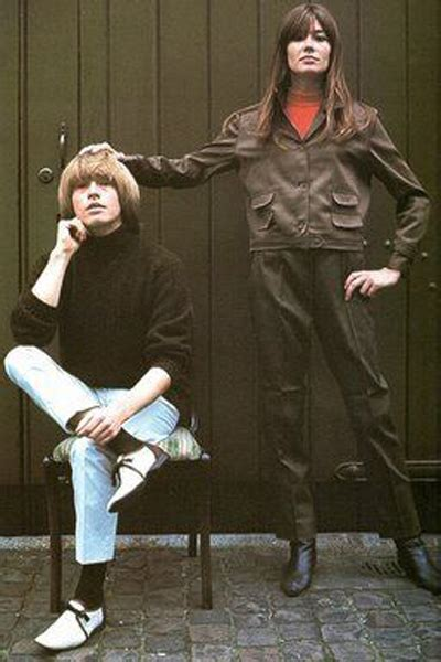 francoise hardy john paul jones unsuspected photos of your favorite musicians together