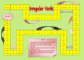 irregular verbs printables like success