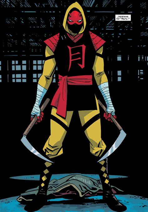 Kaos Batman Original 7 ikari daredevil vs battles comic vine