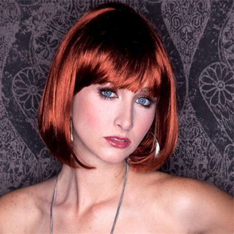 brown bob wig with bang [lc0186] $19.99 : cheap colored