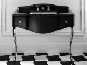 black and white furniture elegant furniture for black and white bathroom by devon devon digsdigs