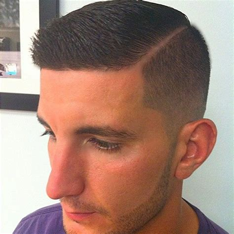 mens hard part hairstyle search results for mens fade hard part haircuts black