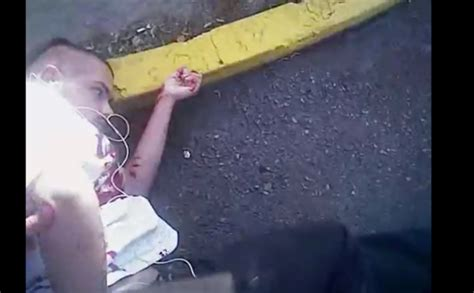 black cop kills unarmed dillon taylor white man video fire body cam video reveals graphic details of utah officer