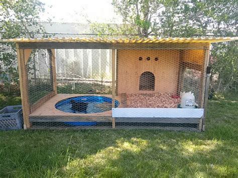 backyard ducks housing 14 creative chicken coop ideas outdoortheme com