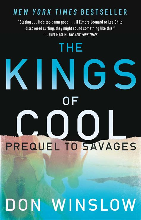 the kings of cool book by don winslow official publisher page simon schuster