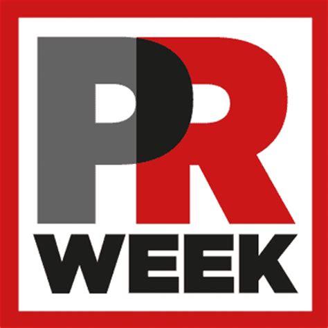The Week Of Pr prweek prweek