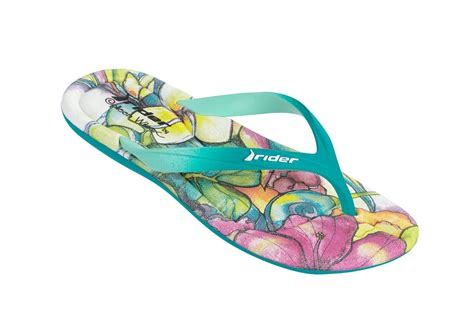 Nature Sandal Hawaii Sandals Sandals Tropical Sandals 1203 rider sandals collaborates with artist colleen wilcox footwear news