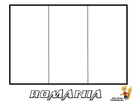 stately country flag coloring page 06 namibia rwanda