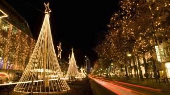 merry lights best desktop background image hd wallpapers