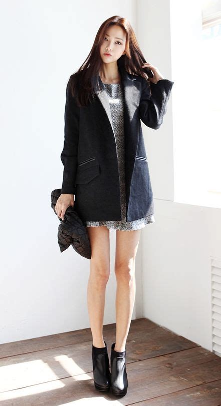 Mona Dress Kombinasi Black Ry 274 best fashion inspiration images on korean