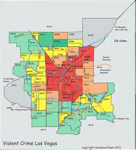 Map Las Vegas Nevada by Las Vegas Nv Crime Map 2017