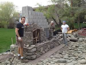 And maple creek flats outdoor fireplace in edina traditional landscape