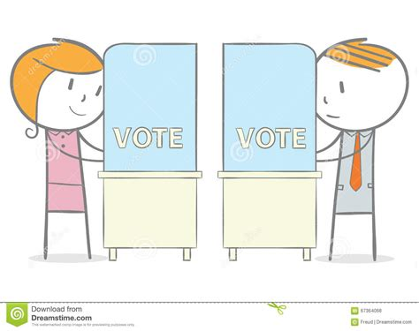 doodle poll security voting stock illustration image 67364068