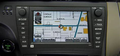 toyota onboard navigation system map update dvd how to use the navigation system in a 2010 prius 171 driving