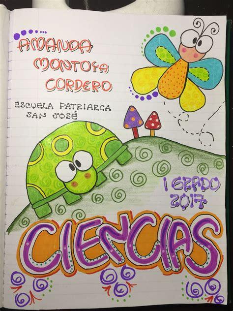 imagenes de libretas escolares portadas cuadernos cuadernos marcados pinterest