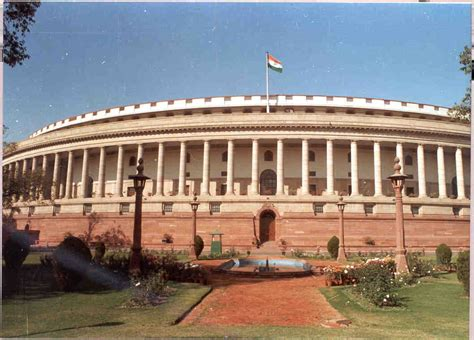 who designed the houses of parliament parliament house or sansad bhawan delhi central delhi tourist attractions