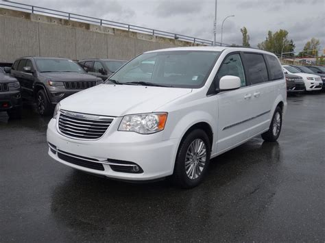 Chrysler Town And Country Touring by 2015 Chrysler Town And Country Touring L Langley