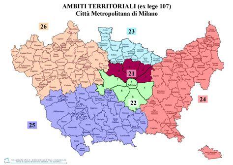 ufficio scolastico regione lombardia usr lombardia at 187 ambiti territoriali