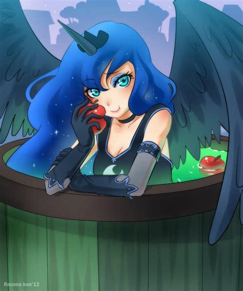 imagenes anime luna princess luna by racoonkun on deviantart