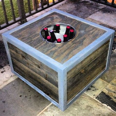 bench cooler 17 best images about patio cooler on pinterest outdoor