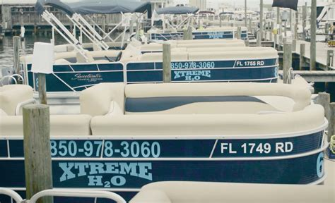 boat rentals near destin 2017 pontoon boat rentals destin water fun