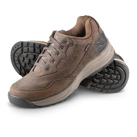 new balance 968 country walking shoes brown 563291