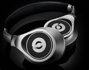 amazon beats executive wired headphone silver electronics