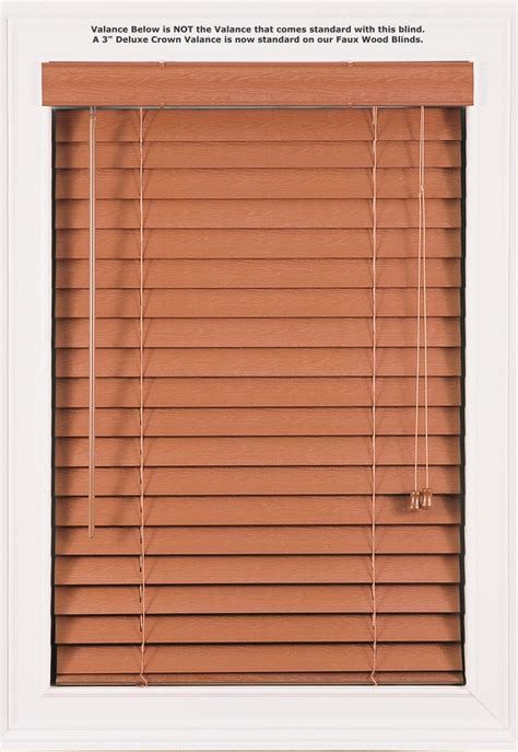 2 Faux Wood Blinds 2 Quot Embossed Faux Wood Blinds Faux Wooden Blinds Faus Woods