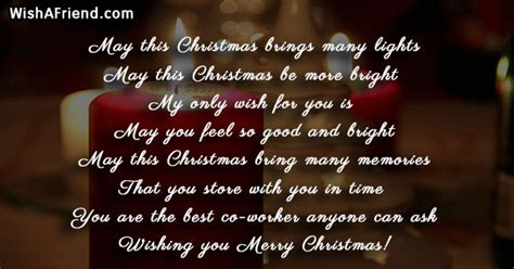 christmas brings  lights christmas messages  coworkers