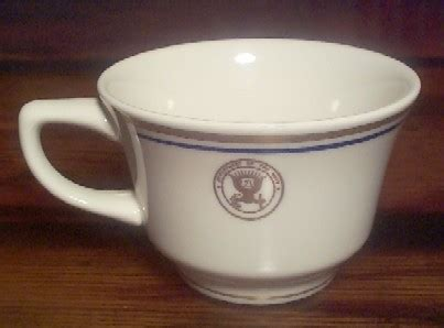 Pirate Coffe department of the navy china coffee cup or tea cup ww1