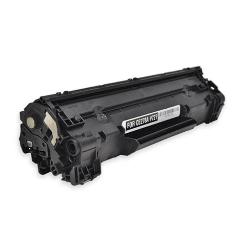 Hp Toner 78a Ce278a Black hp ce278a black laser toner cartridge colortonerexpert