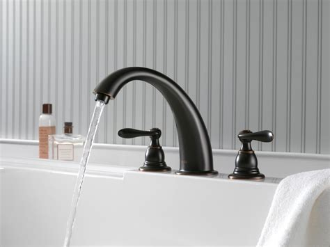 delta bathtub fixtures faucet com bt2796 ob in oil rubbed bronze by delta