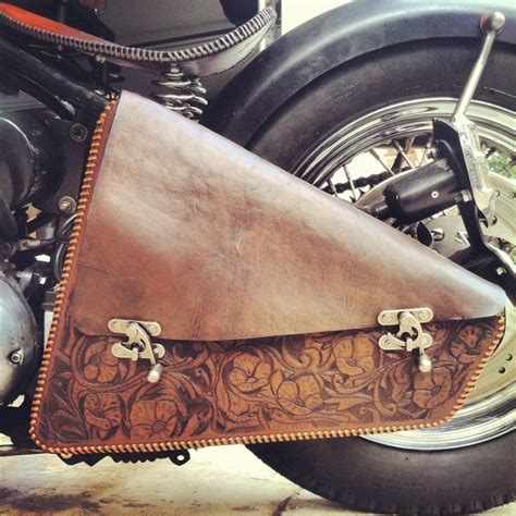 Handmade Leather Saddlebags - 17 best images about goldwings on barrels
