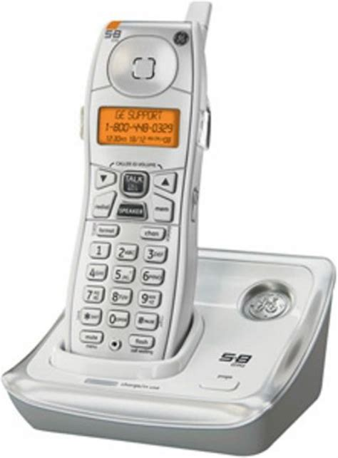 ge general electric 25922ge1 cordless telephone 5 8 ghz