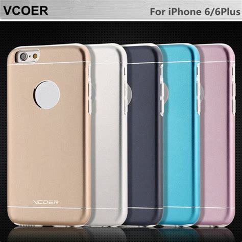 Remax Aluminum Protector Apple Iphone 6 6s Plus Silver vcoer aluminum tpu series protection shell scratch