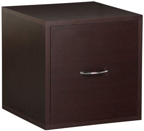 Document Drawer by File Drawer Cube In Closet Modular Storage